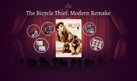 The Bicycle Thief Updated Film
