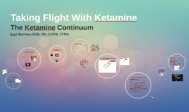 Copy of Taking Flight With Ketamine