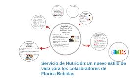 Papel de un Profesional en Nutrición en empresa