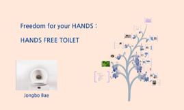 HANDS FREE TOILET