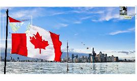 Le Canada est un pays situé dans la partie septentrionale de