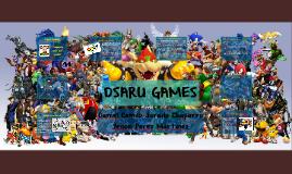 DSARU GAMES