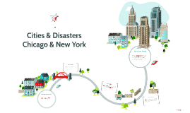 Cities & Disasters