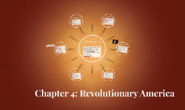 Chapter 4: Revolutionary America