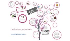 Copy of Habilidades organizacionales
