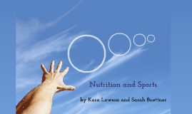 Athletics and Nutrition