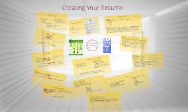 Resume Writing - Education