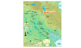 Ur, antigua ciudad de Mesopotamia, situada aproximadamente e