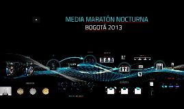 MEDIA MARATÓN NOCTURNA