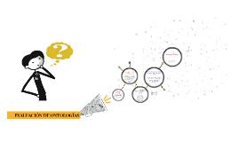 Copy of EVALUACION DE ONTOLOGIAS