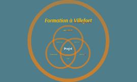 Formation à Villefort