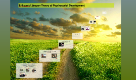 Erikson's Lifespan Theory of Psychosocial Development
