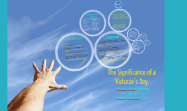 The significance of veterans day