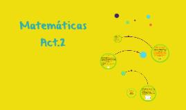 Matemáticas Act.2