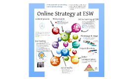 Web strategy at ESW