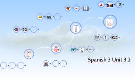 Spanish 3 Unit 3.2