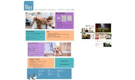 The Vet - Website