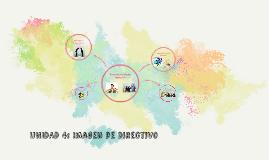 UNIDAD 4: Imagen de Directivo