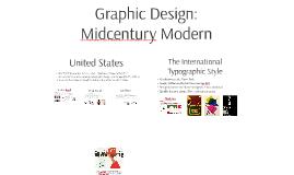 Midcentury Modern Graphic Design