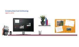 Copy of Construction Cost Estimating