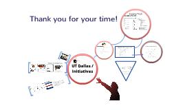 UTD / Initiatives