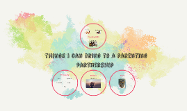 3 things i can bring to a parenting partnership