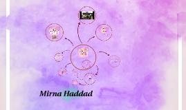Mirna Haddad