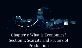 Copy of Chapter 1: What is Economics?