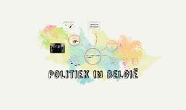 Politiek in Belgie