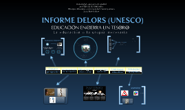 Copy of Copy of INFORME DELORS (UNESCO)