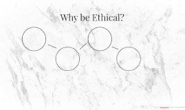 Why be Ethical?