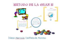 Copy of MÉTODO DE LA GRAN M