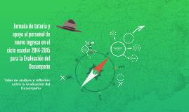 Copy of Jornada de tutoría y apoyo al personal de