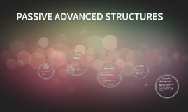 Copy of PASSIVE ADVANCED STRUCTURES