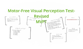 Motor free visual perception test revised by nicole conti for Motor free visual perception test
