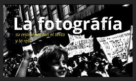 Foto-Texto-Realidad