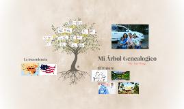 Mi Árbol Genealogico