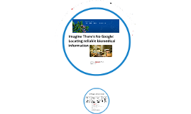 Imagine There's No Google - Spring 2015