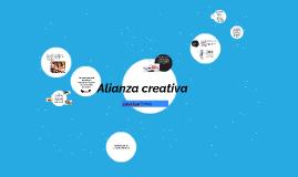 Alianza creativa