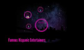 Famous Hispanic