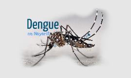 El Dengue en Nayarit