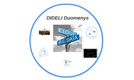 DIDELI Duomenys