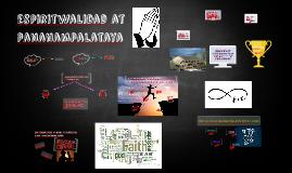 Copy of Espiritwalidad at Pananampalataya