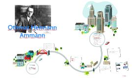 Othmar Hermann Ammann