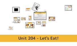 2015/2016 - Unit 204