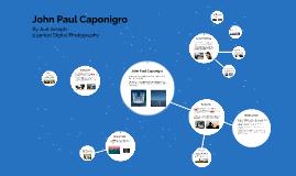 John Paul Caponigro