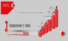 vodafone project e-simahmed atef on prezi, Presentation templates