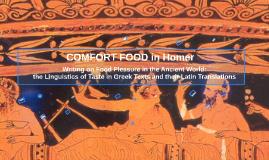 FOOD COMFORT in Homer