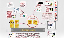 I Living Labs