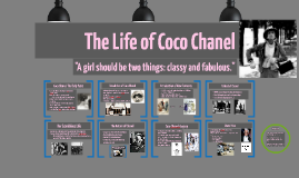 The Life of Coco Chanel